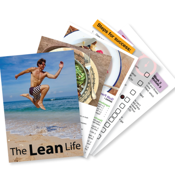 fitness guide the lean life
